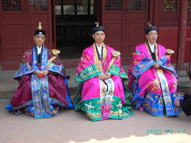 慈天必生宮2005年大陸龍虎山29