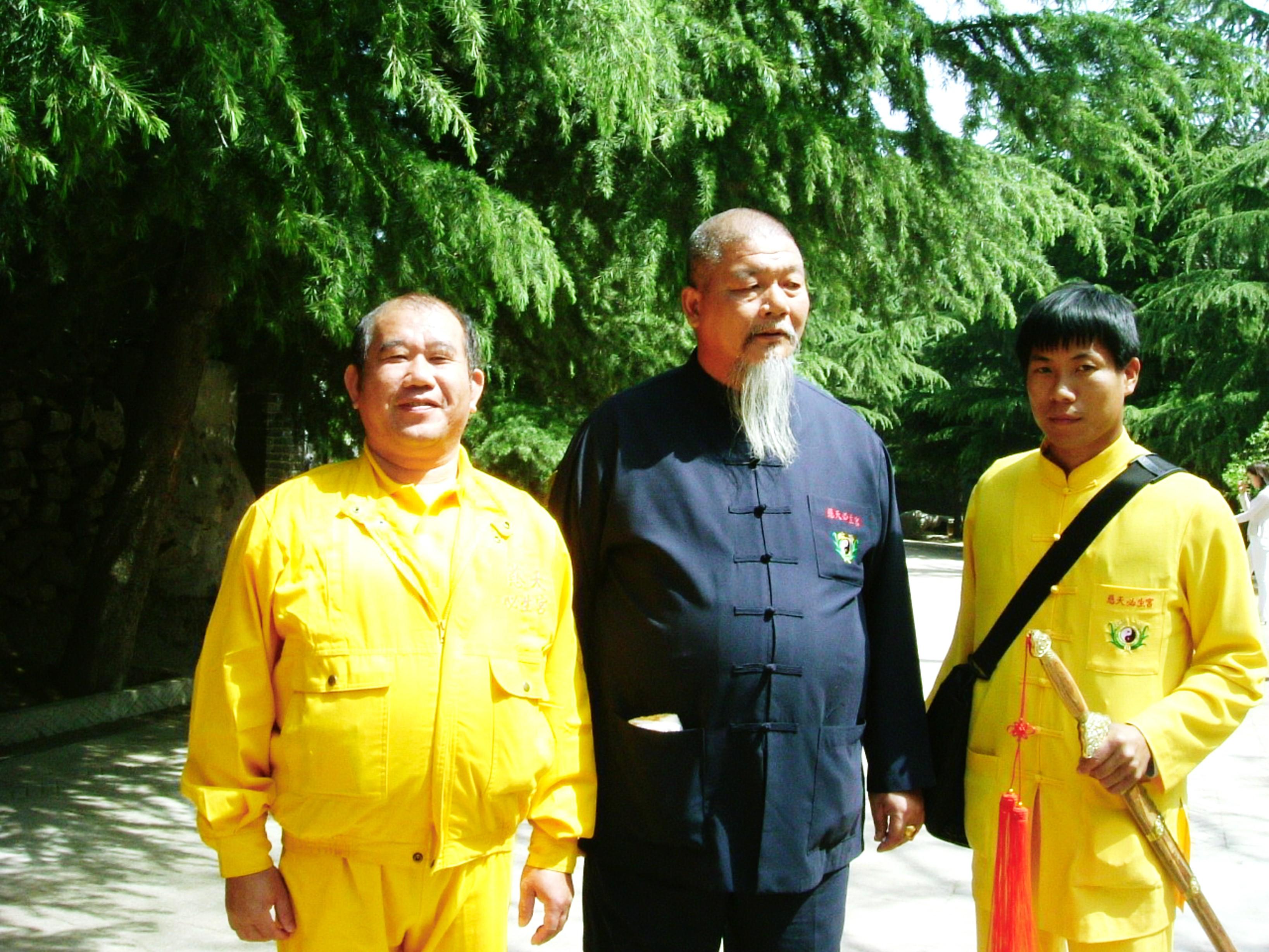 慈天必生宮 2003朝聖之旅36
