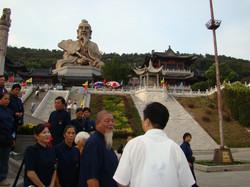 慈天必生宮 2007普陀山0810