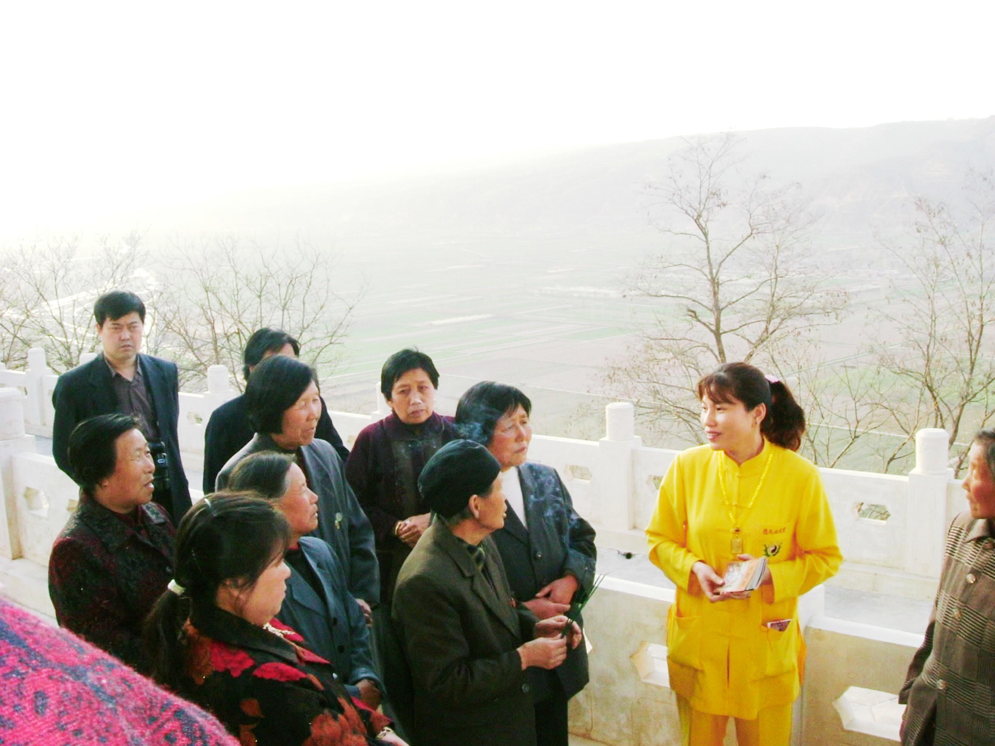 慈天必生宮 2003朝聖之旅082