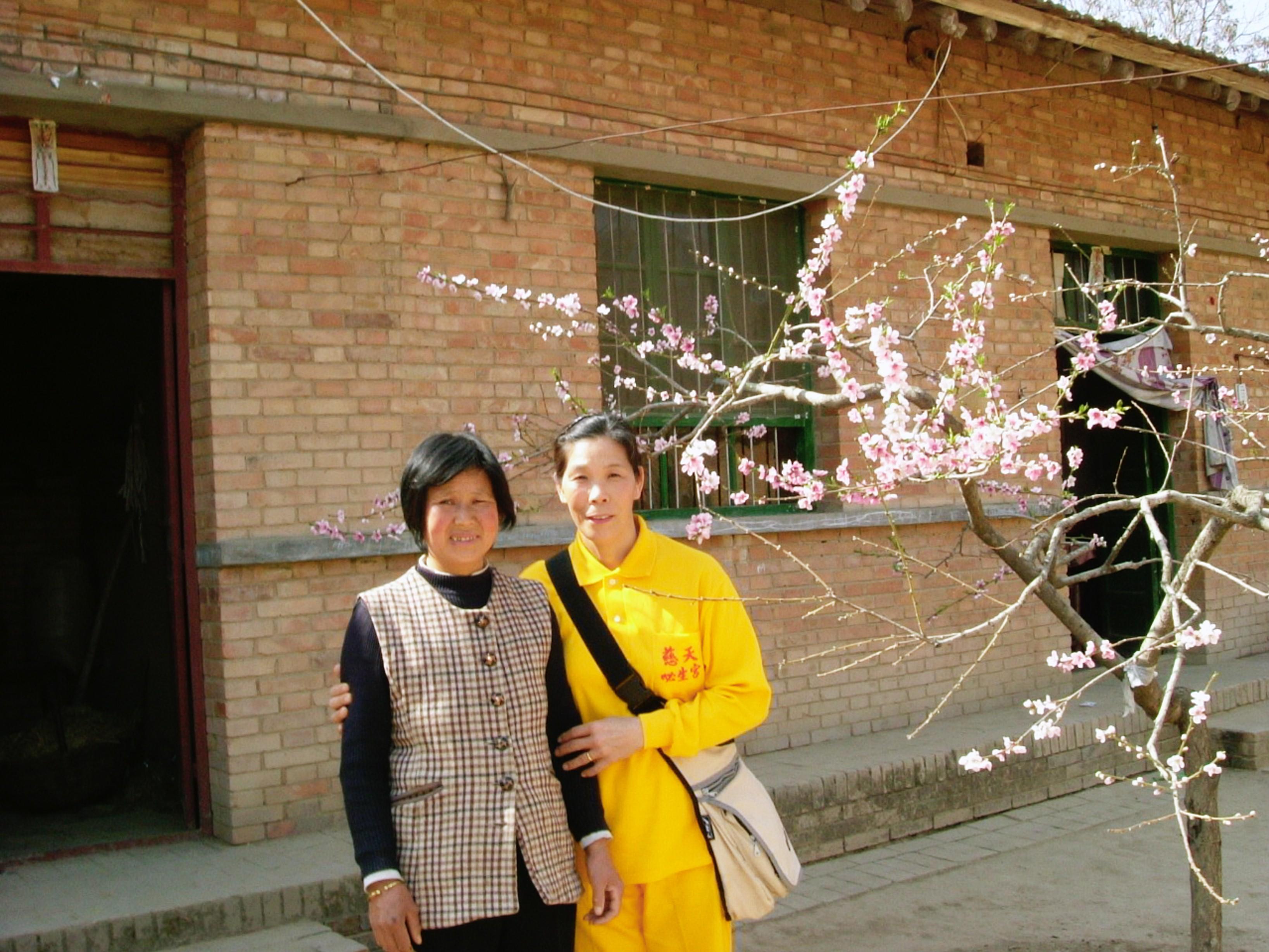 慈天必生宮 2003朝聖之旅048