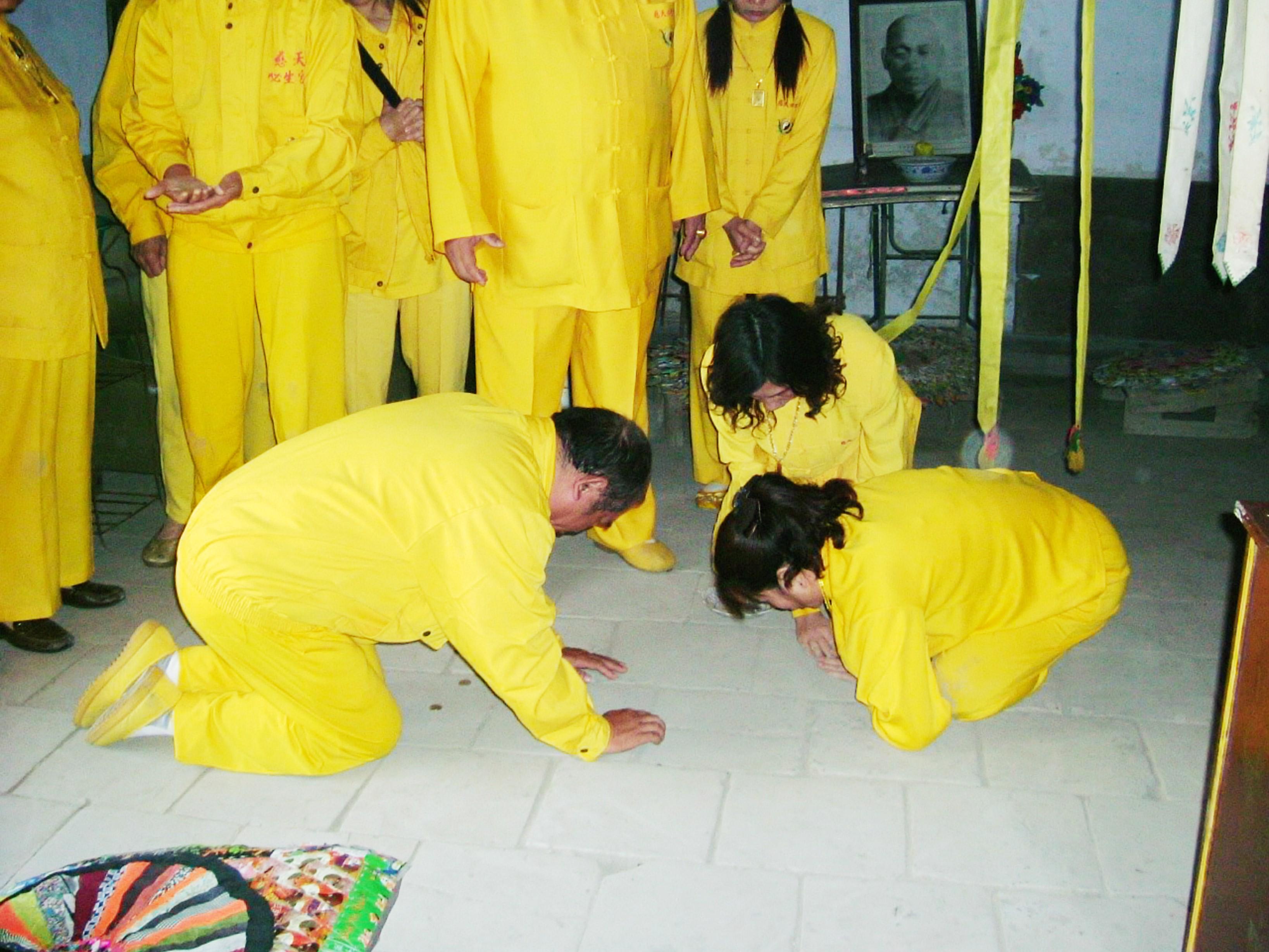 慈天必生宮 2003朝聖之旅70