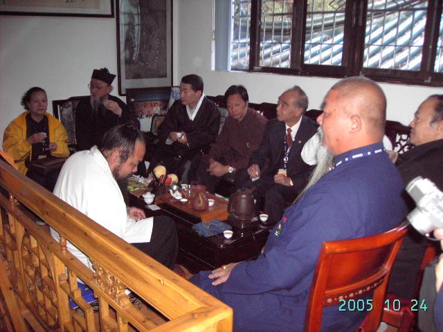 慈天必生宮2005年大陸龍虎山9