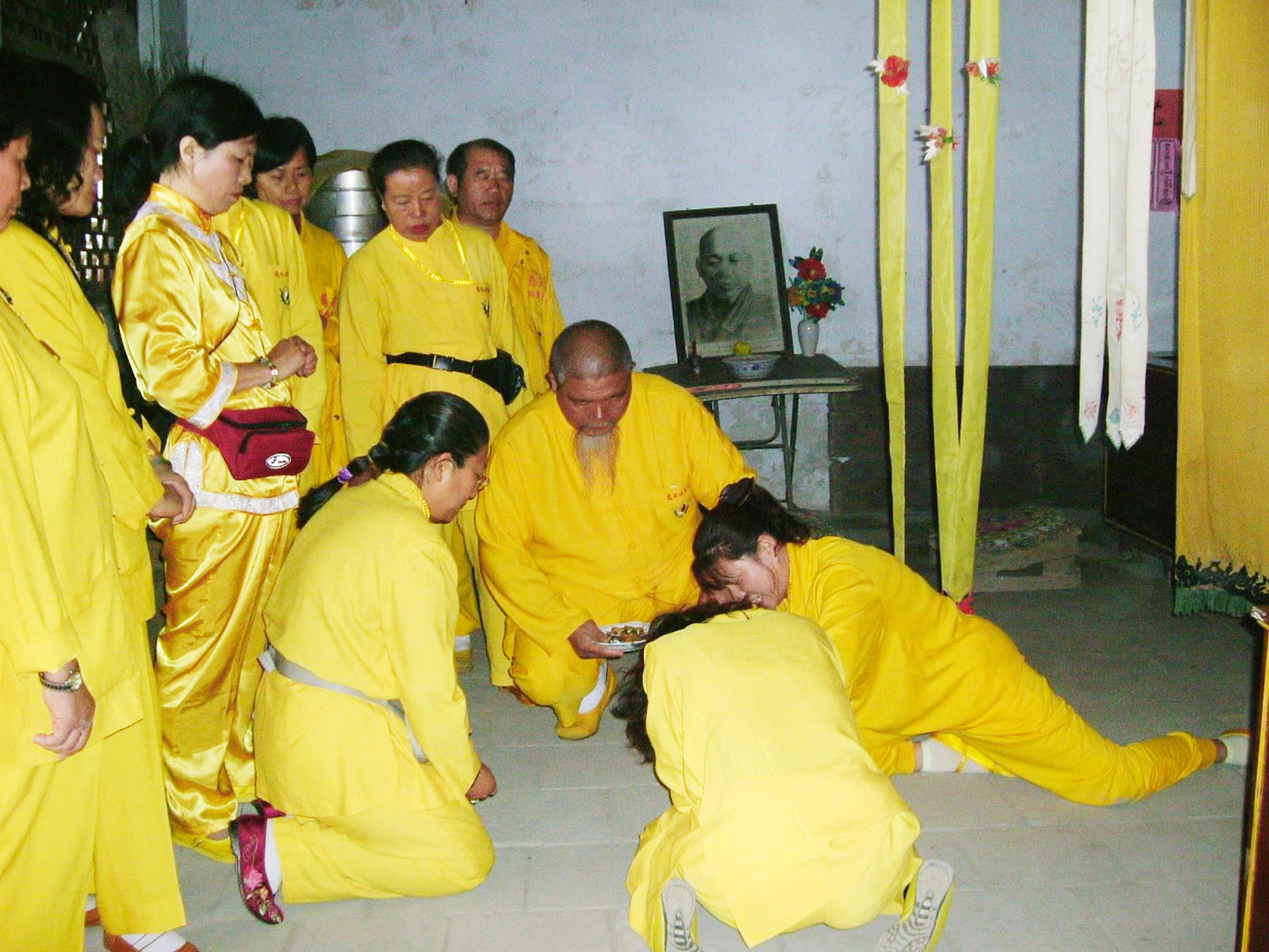 慈天必生宮 2003朝聖之旅66