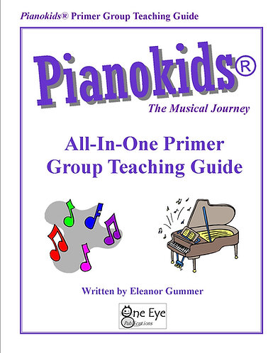 Pianokids® Primer Group Teaching Guide