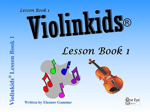 Violinkids® Lesson Book 1