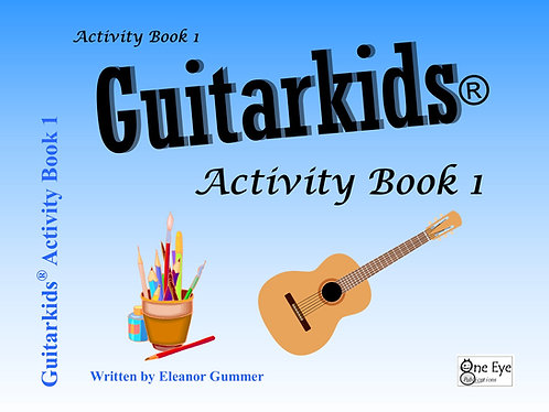 Guitarkids® Activity Book 1
