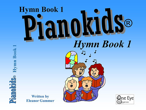 Pianokids® Hymn Book 1