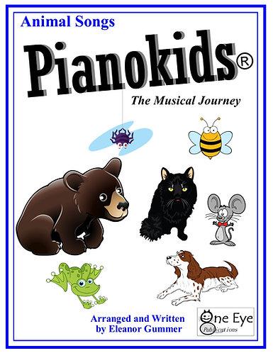 Pianokids® Animal Songs