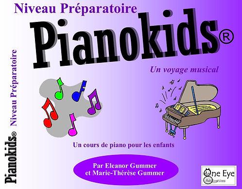 Pianokids® Niveau Préparatoire