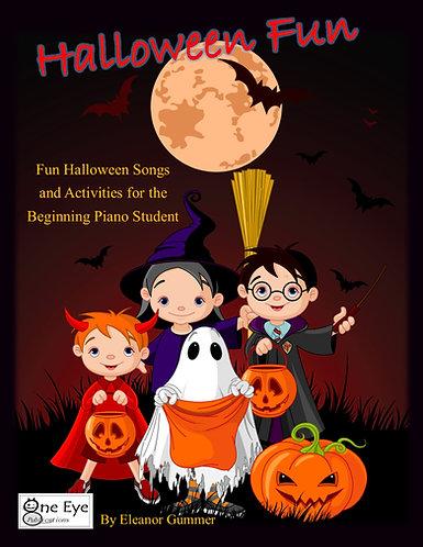 Pianokids® Halloween Fun Book