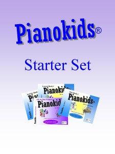 Pianokids® Starter Package