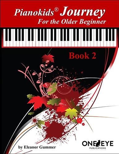 Pianokids Journey Book 2
