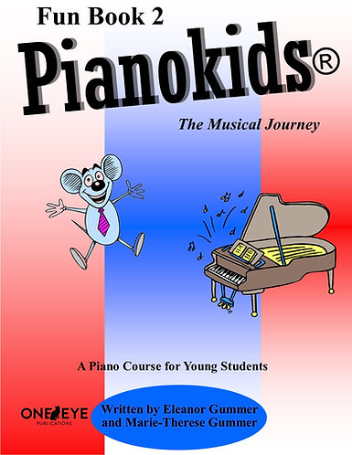 Pianokids® Fun Book 2