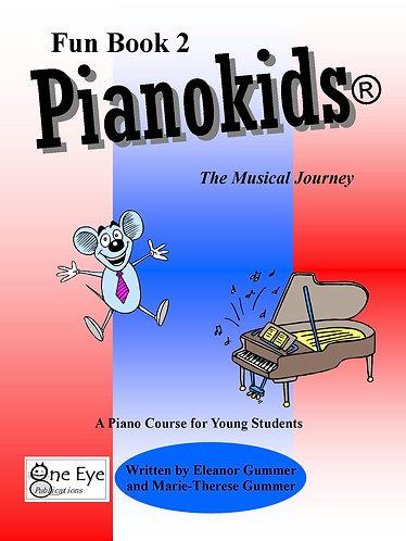 Pianokids® Fun Book 2