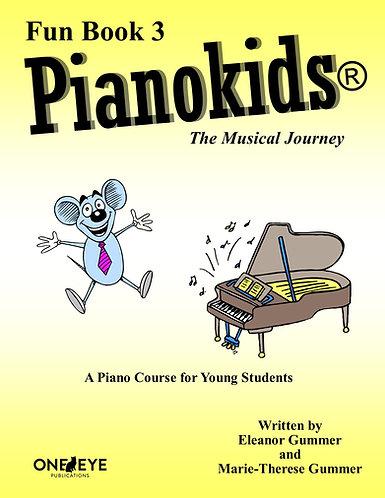 Pianokids® Fun Book 3