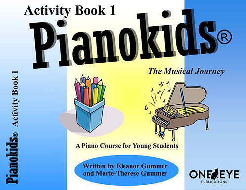 Pianokids® Activity Book 1