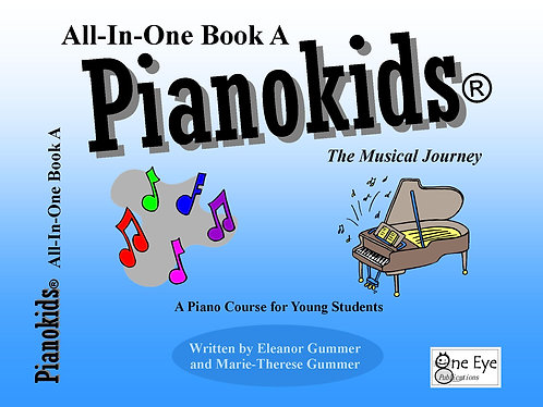 Pianokids® All-In-One Level 1A