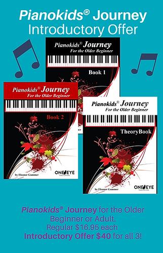 Pianokids® Journey Complete Set