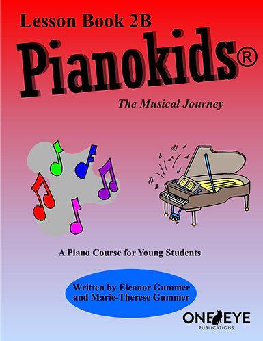 Pianokids® Lesson Book 2B