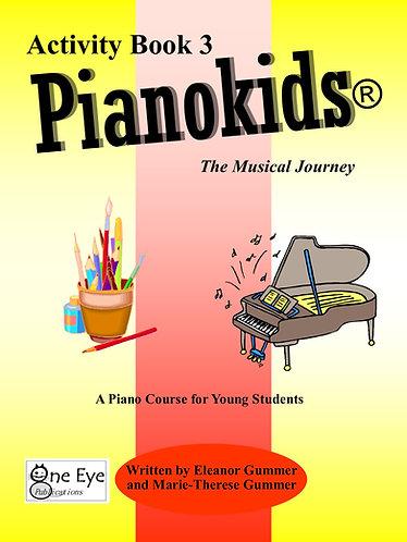 Pianokids® Activity Book 3