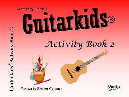 Guitarkids® Activity Book 2