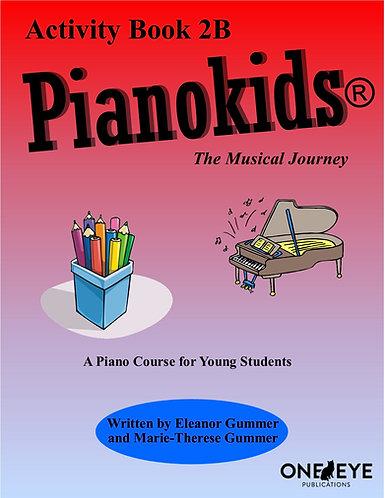Pianokids® Activity Book 2B