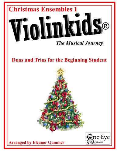 Violinkids® Christmas Ens Book 1