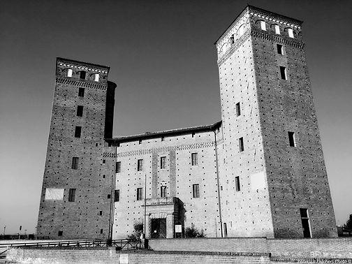 Castello Principi di Acaja, Fossano, Piemonte, Italia