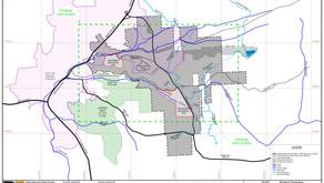 Idaho-Maryland Mine Mineral Rights Map