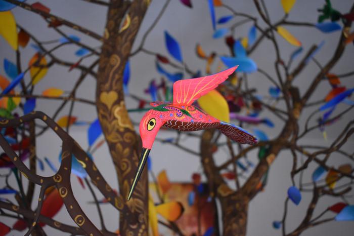 Alebrije bird
