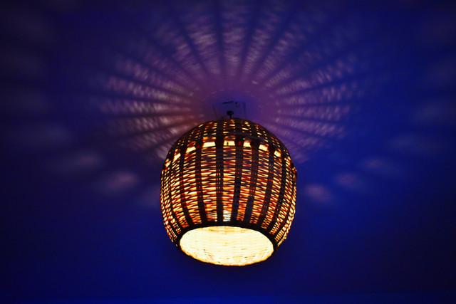 A way to enjoy light