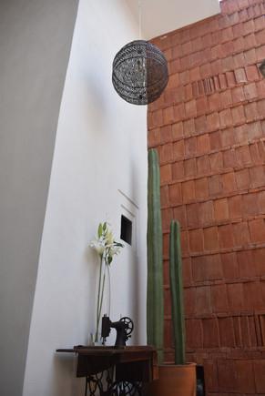 Brinks, cactus and walls!