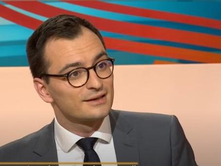 Les codes vestimentaires au travail : Jean-Baptiste Chevalier invité de France 3 Bretagne