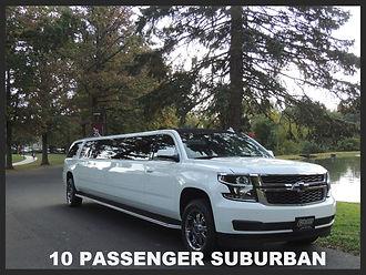 10 passenger suburban