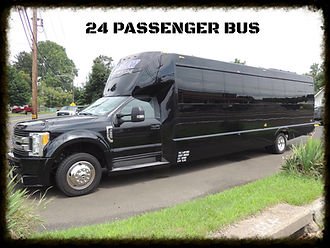 25 PASS LIMO BUS