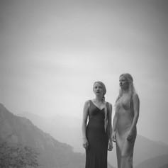 girls on hill again b and w p edit1.jpg