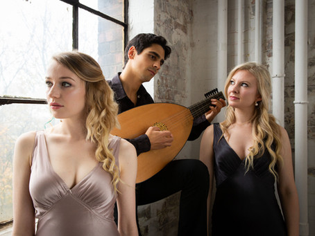 Lute songs & the new album!