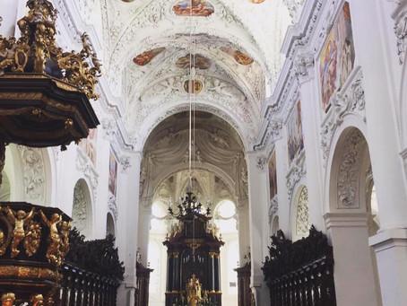 Baroque concert in Austria!