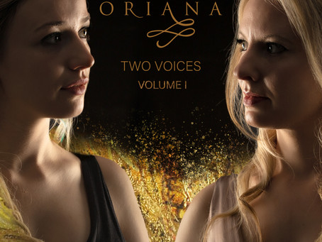 TWO VOICES Vol.1 out Friday 3rd March!