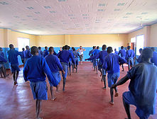 PS in African Prisons