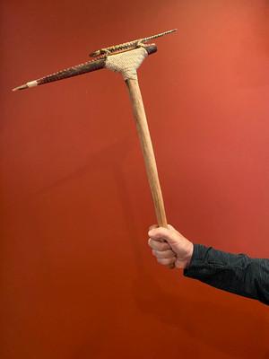 Cassowary Spike War Hammer