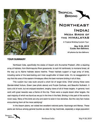 Northeast India Custom