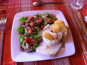 Vegetarian delights in Madagascar