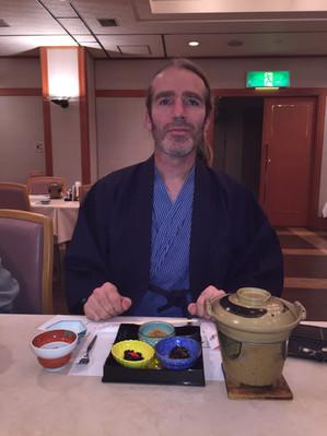 Charley turning Japanese