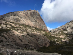 Pic Boby, second-highest peak in Madagascar