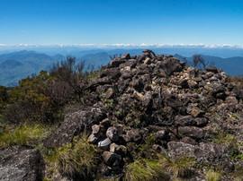 The summit of Mount Marojejy