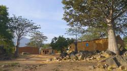 Angolan village