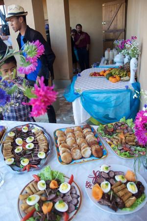 Malagasy snacks