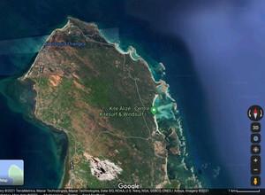 Orangea Peninsula, where Ken had an adventurous hike
